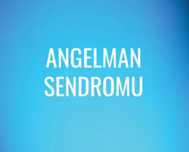 Angelman Sendromu