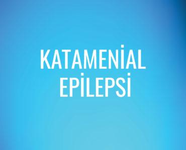 Katamenial epilepsi