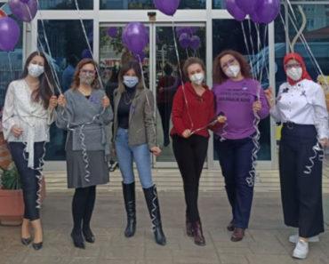 Epilepsi İçin Bak kampanyasına bir destek de Samsun'dan