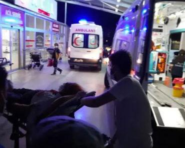 Adana'nın Kozan ilçesinde epilepsi nöbeti geçiren şoför kaza yaptı: 4 yaralı