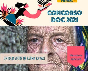 Robinson Nine diye tanınan Fatma Kayacı'nın hayatını anlatan belgesel İtalya'da ödül aldı